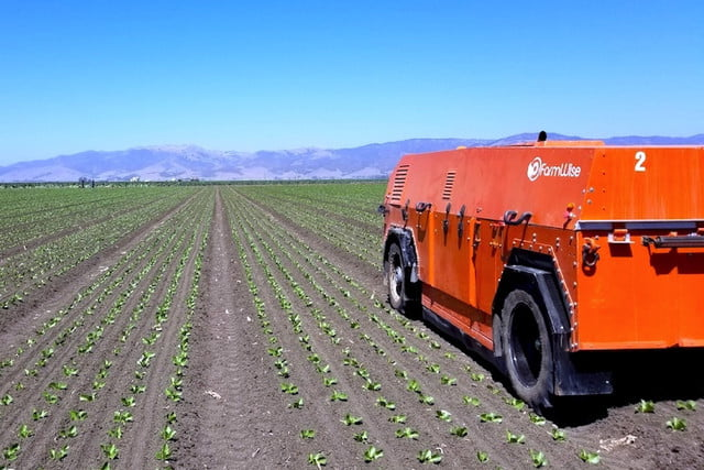 farmwise weed killing robot robot4