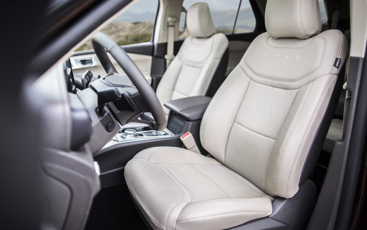 New Car Seats 2020 Ford's Dr. Derriere Has Designed a Comfy New Seat for the 2020