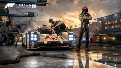 Forza Motorsport 7 Confirmed to Have 100GB Base Install Size