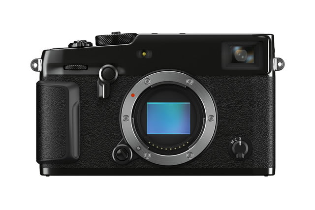 fujifilm x pro 3 hidden screen frustrating homage to film xpro3 frontsensor black