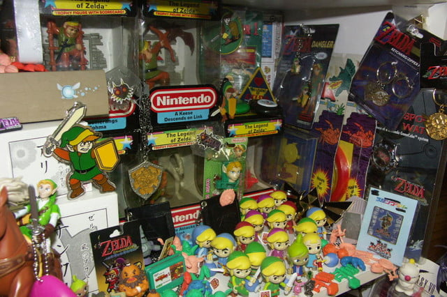 video game memorabilia popularity 5