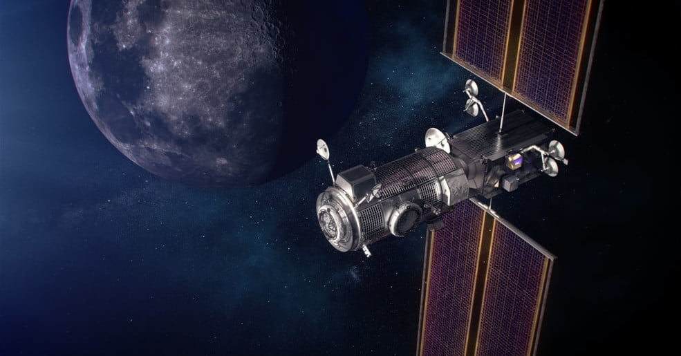 NASA announces contract with Northrop Grumman for lunar Gateway station