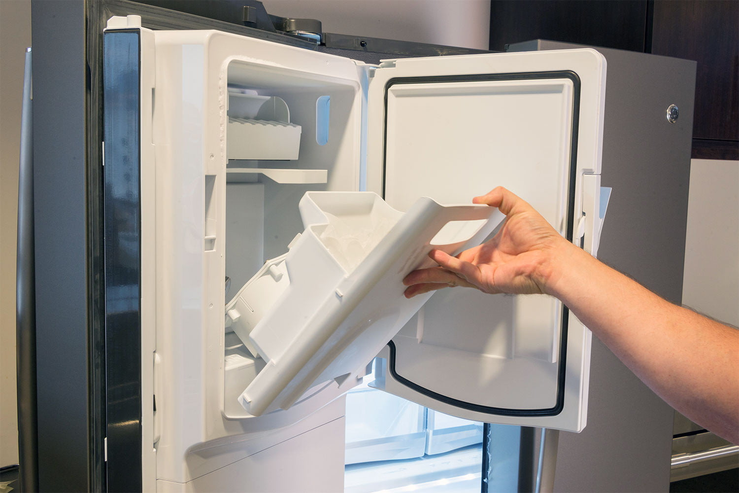 GE Profile Series Refrigerator with Keurig System Review