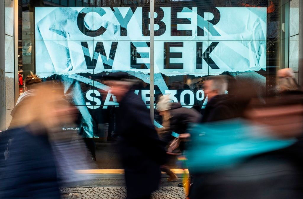 cyber week deals germany retail sales black friday