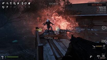 Call Of Duty Ghosts Extinction Adds Chaos Mode Digital Trends