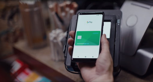 Google Pay is the latest of the company's apps to get dark mode