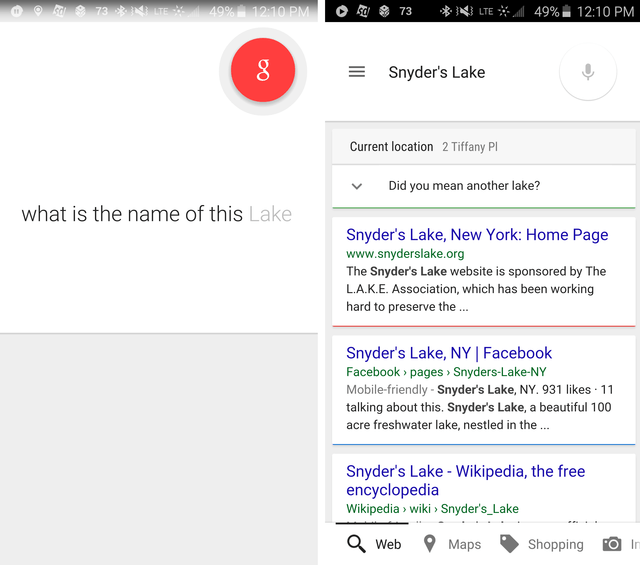 google skews search results in own favor location aware screenshot 02a