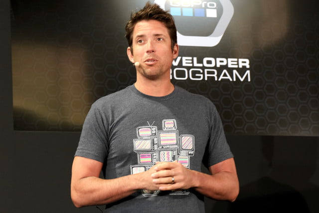 gopro launches developer program nick woodman