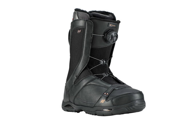 k2 heated snowboard boots maysis and sapera heat3