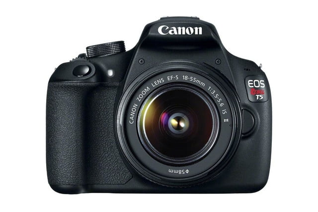 canon introduces eos rebel t5 entry level dslr hr efs18 55 is ii front cl