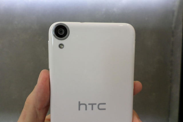 htc desire 820 hands on rear camera