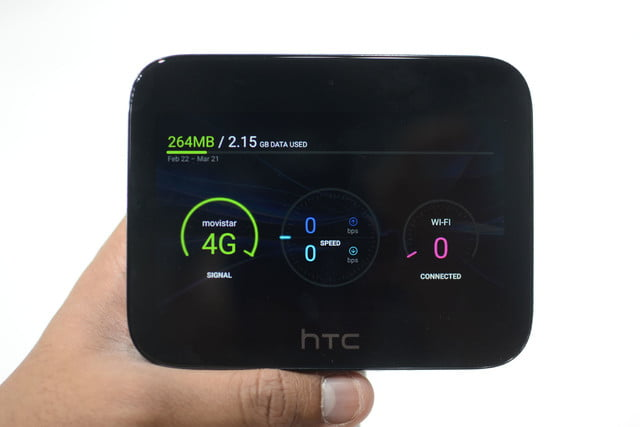 HTC Hub review