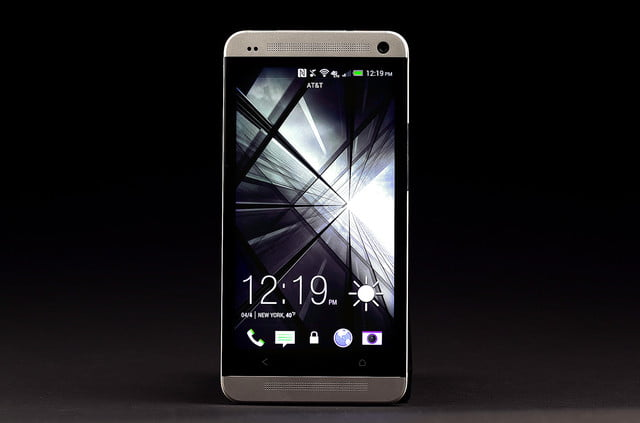 htc one review main screen