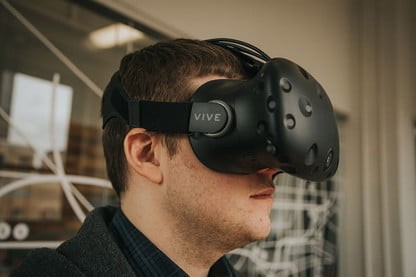 The Latest SteamVR Release Includes A Long-Awaited Feature