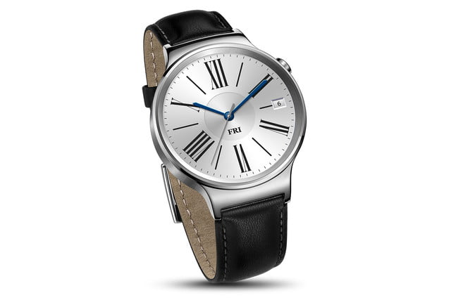 huawei watch news stainless leather tilt