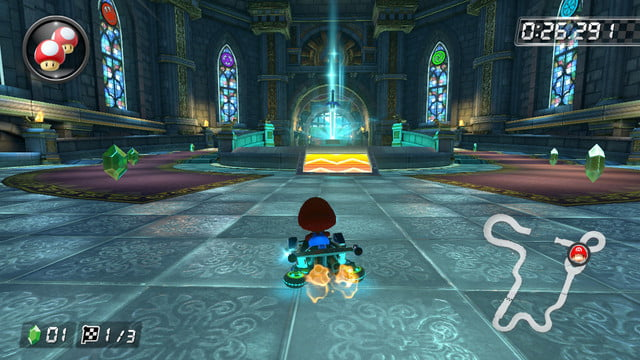mario kart 8 shortcuts hyrule circuit 2