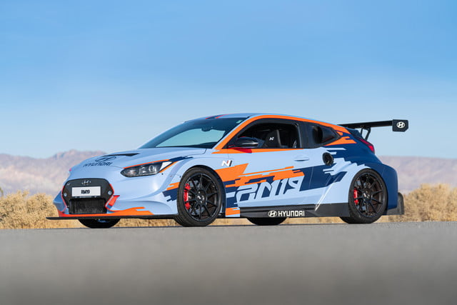 mid engined hyundai rm19 hot hatch unveiled at los angeles auto show 4