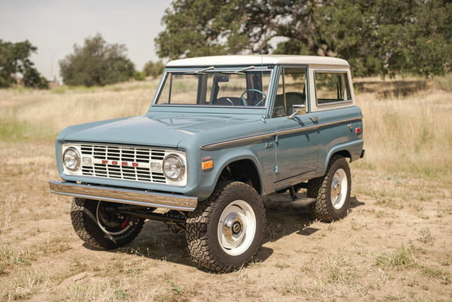 Icon Old School BR Ford Bronco