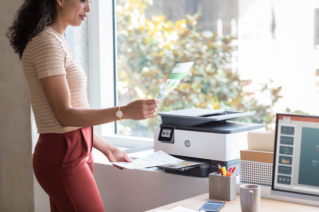 The New HP OfficeJet Pro's Smart App Cuts Your Scanning Time