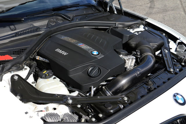 bmw tuner dinan gives the m2 a performance focused makeover we go for spin img 5540