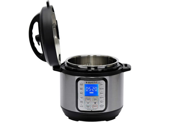 amazon shatters price for best selling instant pot duo plus pressure cooker mini 4