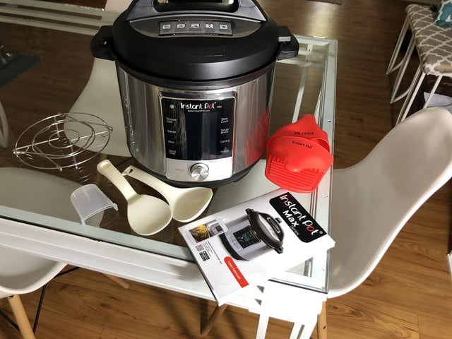 instant pot max review with accessories2