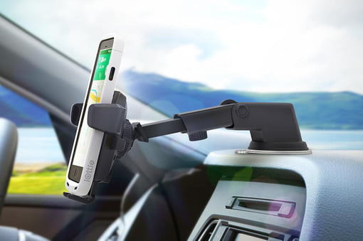 The Best iPhone Car Mounts for Cradling Your Device on the