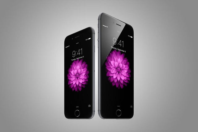 iPhone 6 versus Plus header