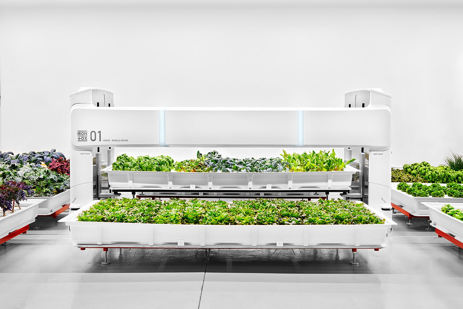 Silicon Valley just got a new automated farm where leafy