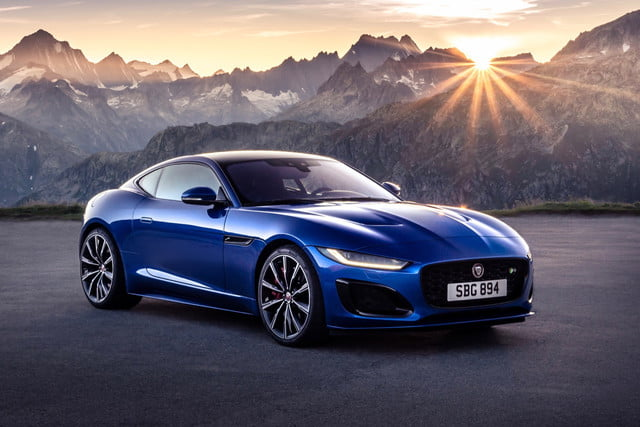 2021 jaguar f type photos specs tech