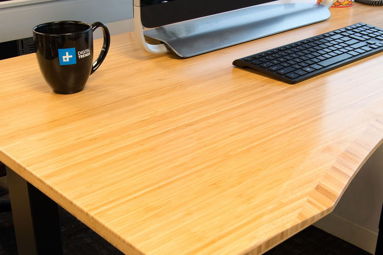 Picture of: Jarvis Standing Desk Review Digital Trends