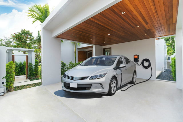 alexa and google compatible juiceplan simplifies ev charging at home juicebox pro 40 residential station wall mounted
