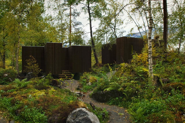 retreat from society and relax in these idyllic cabins around the world juvet landscape hotel 9