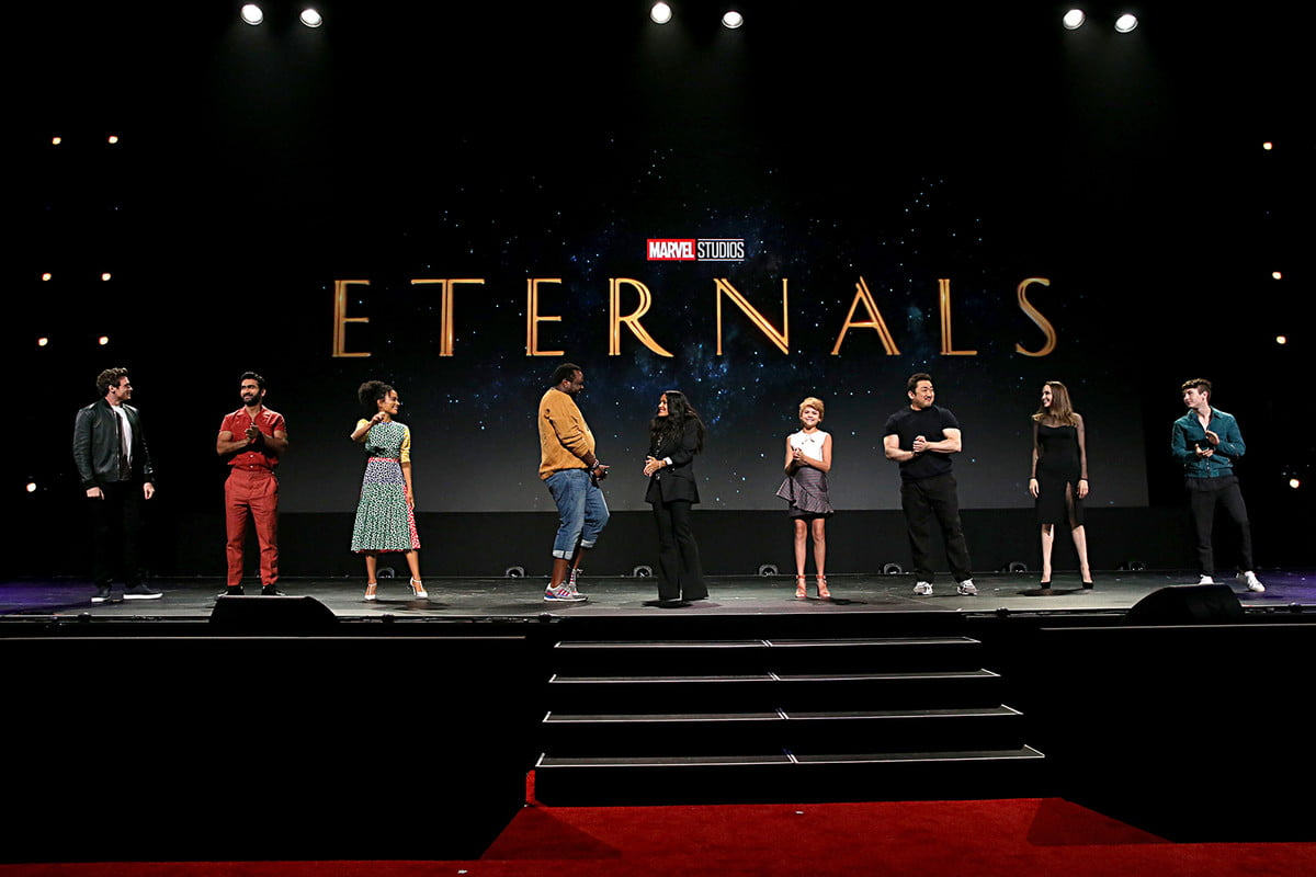 Eternals: Everything We Know About Marvel's Phase 4 Movie