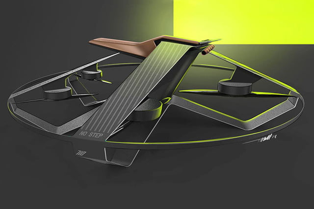 Check Out the Wacky Designs in Boeing's $2M Passenger Drone