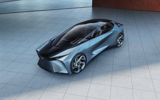 lexus electric city car concept unveiled at 2019 tokyo auto show lf 30 electrified 2
