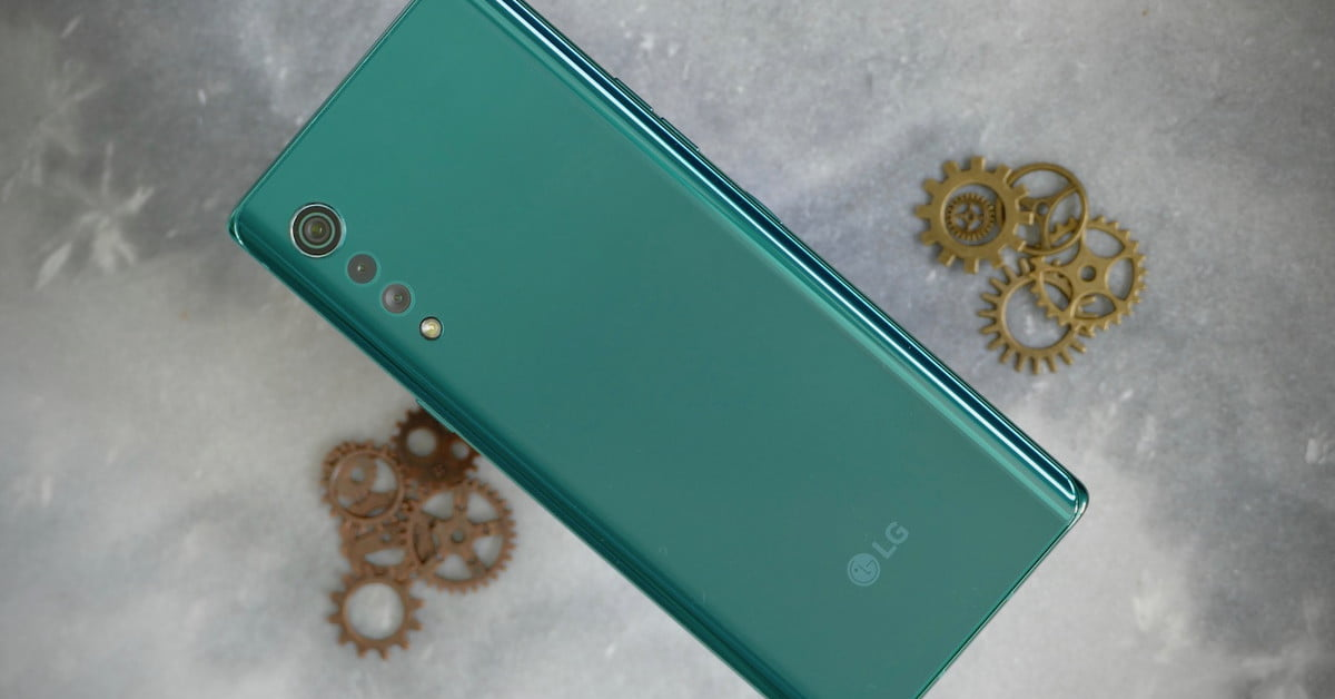 LG Velvet Overview: As Svelte and Slinky because the Title Suggests | Digital Traits