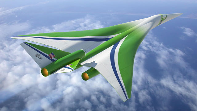 high speed concepts that could mark the return of supersonic travel lockheed martin n 2 jet 3