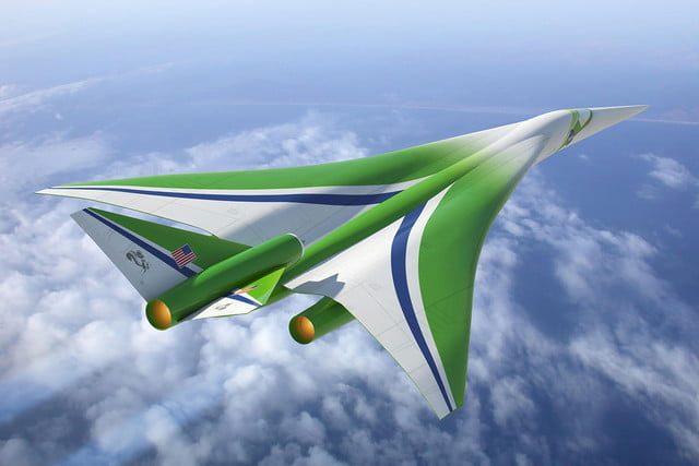 high speed concepts that could mark the return of supersonic travel lockheed martin n 2 jet