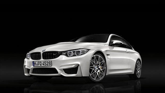 BMW M4 with Competition Package