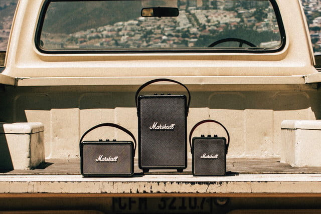 marshall portable speakers tufton stockwell ii vintage bluetooth campaign images hero selects 01 highres