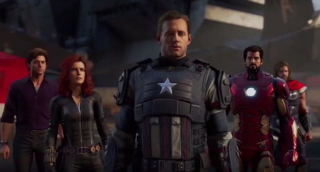 e3 2019 marvels avengers preview marvel screen5
