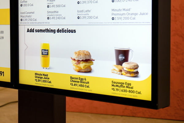 mcdonalds uses ai to tempt you into extra purchases at the drive thru menu