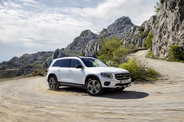 The 2020 Mercedes Benz Glb Is A G Class For The Masses