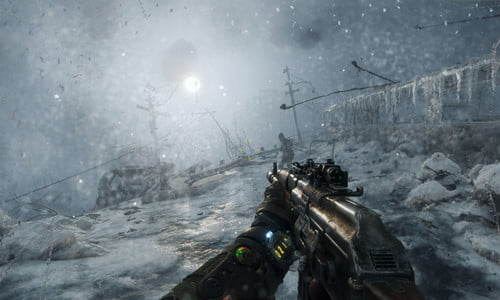 DLSS in Metro Exodus Saves Ray Tracing, and Makes It Worse