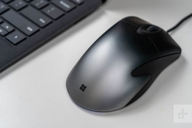 Microsoft Pro Intellimouse review