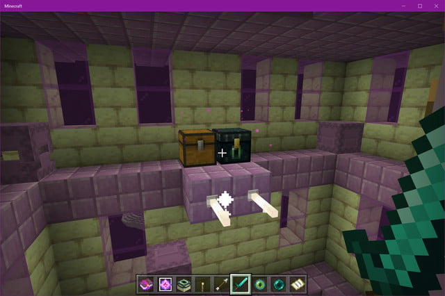 Minecraft End City Chests