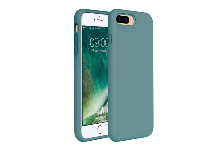 Miracase Shockproof Silicone Case for iPhone 7 Plus