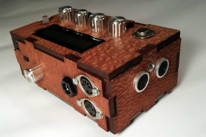 Open-source theremin/synth/MIDI controller hits Kickstarter