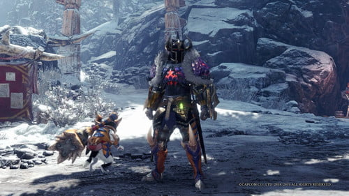 Monster Hunter World: Iceborne Review: It Won't Leave You